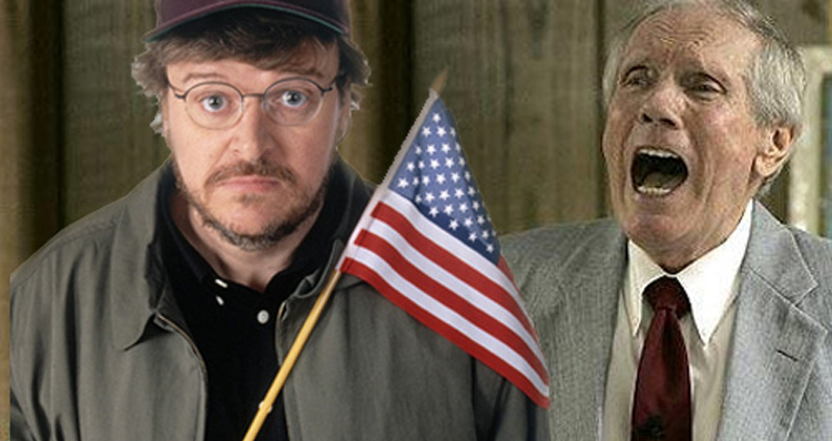Michael Moore Takes On the Westboro Baptist Church (VIDEO)