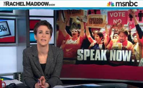 Rachel Maddow: Minnesota Passes Same-Sex Marriage (VIDEO)