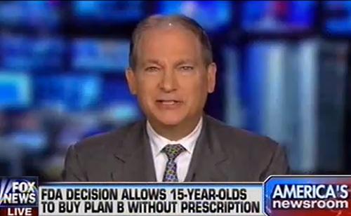 Fox News Guest: Obama 'Encouraging' Statutory Rape (VIDEO)