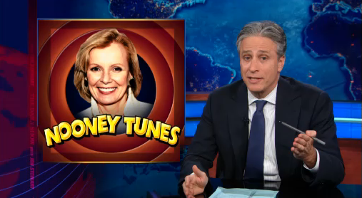 Jon Stewart Rips Into Peggy Noonan Over IRS Scandal (VIDEO)