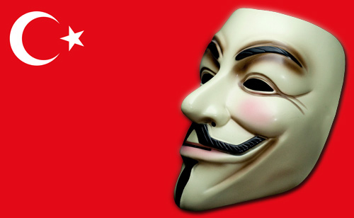 Anonymous Launches #OpTurkey – 'Because you should have expected us' (VIDEO)