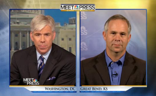 David Gregory Shuts Down Anti-Gay Republican Huelskamp on Same-sex Parents (VIDEO)