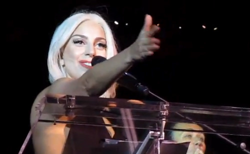 Lady Gaga Gives Her LGBT Fans A Special PRIDE National Anthem (VIDEO)