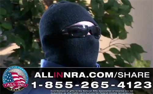 Leaked NRA Members Video: 'Borderless'