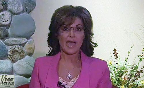 Were Sarah Palin's Comments about Pres. Obama Racist? (VIDEO)