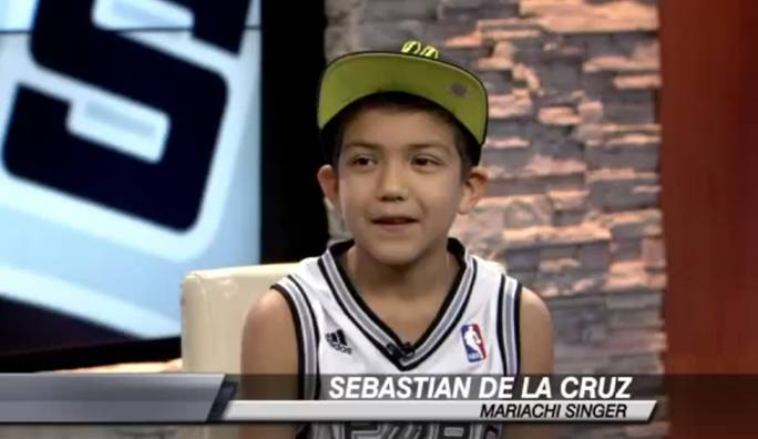 Sebastien De La Cruz Responds To The Racism With Class And Style (VIDEO)