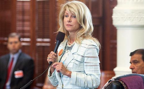 LIVE VIDEO: Sen. Wendy Davis' Abortion Filibuster
