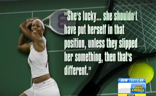 Serena Williams Steubenville Rape Case Comments: Tennis Pro Takes Heat After Remarks (VIDEO)