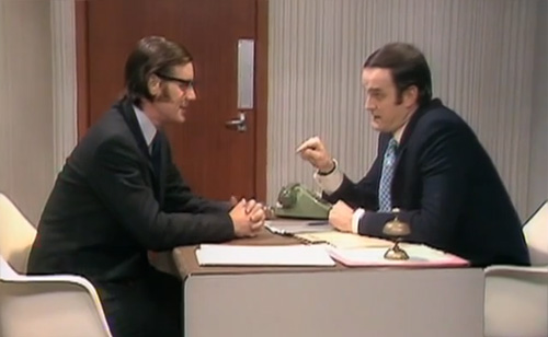 Monty Python: Argument Clinic Sketch (VIDEO)