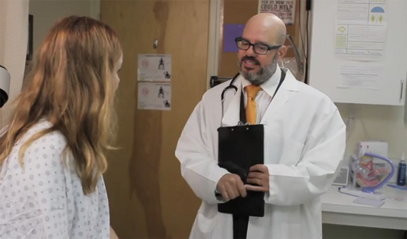 What Do You Get When You Cross A Politician And A Gynecologist? – VIDEO