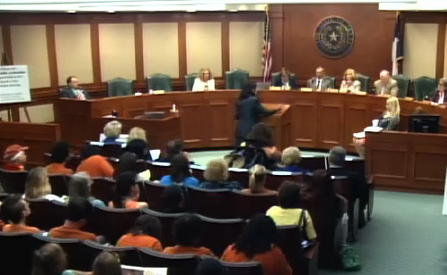 Texas Special Session on the Anti-Choice Bill (LIVE STREAM)