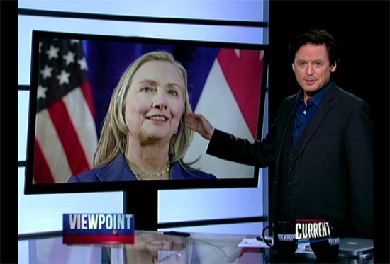 Republicans Attack Hillary, And This John Fugelsang Smackdown Wins! (VIDEO)