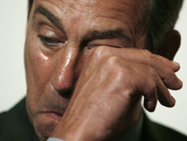 "Tea Party Coins ""BoehnerCare"" – Proof The GOP Is Imploding (VIDEO)"