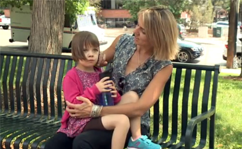 The 6 Year-old Girl in the National Spotlight over Medical Marijuana Use