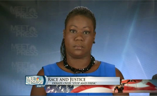 Trayvon Martin's Mother Speaks out against 'Stop-and-Frisk' (VIDEO)