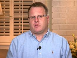 Obamacare: Interview With Republican Who Sees The Light Because He Has Cancer (VIDEO)