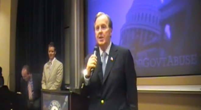A Republican Is Totally Honest With Tea Party Hacks At This Townhall Meeting