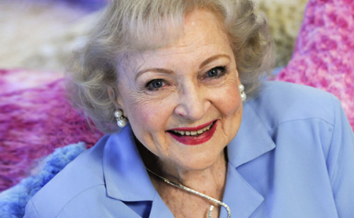 Once again, Betty White proves her awesomeness