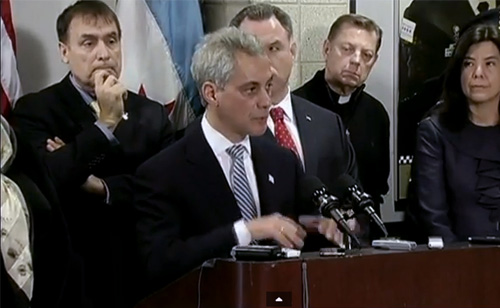 Chicago Mayor Apologizes for Torture of Black Suspects
