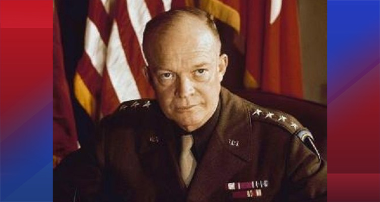 More Than 50 Years Ago, Eisenhower Warned Us Of North Korea, Iraq, Afghanistan And Syria – Video