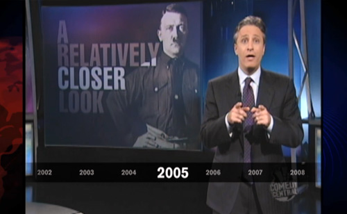 15 Seasons of Jon Stewart in Under Five Minutes