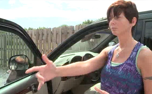 Mother Of Three Fends Off Armed Carjackers With Her Own Gun