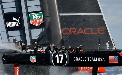 America's Cup: Oracle Team USA Wins Nail-biting Final Race in San Francisco