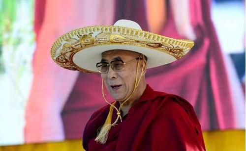 Dalai Lama Supports Medical Marijuana Use