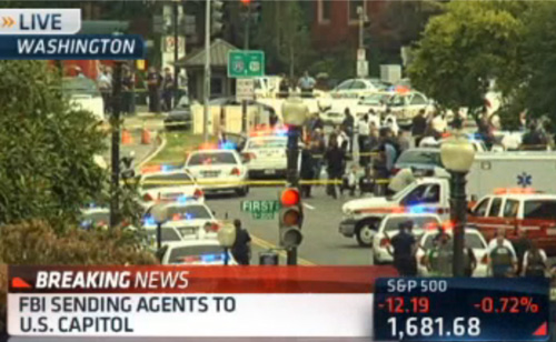 Shots Fired at the Capitol: CNBC Speaks with Congressman Cartwright