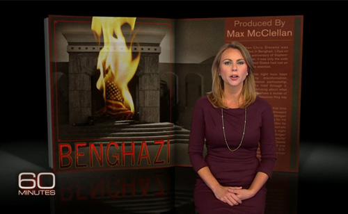 The 60-Minutes Train Wreck…And Weak Benghazi-Gate Apology (VIDEO)