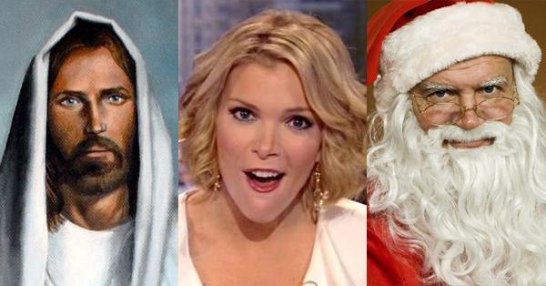 Open Letter To Megyn Kelly About Santa Claus & Jesus