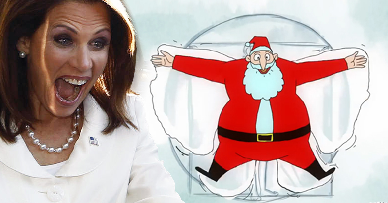 The Christmas Video Conservatives Don't Want You To See