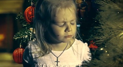 Eerily Peculiar Ad About The War On Christmas (VIDEO)