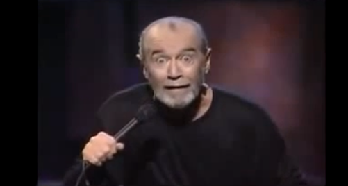 The Late Great George Carlin On What Makes Us Equal – VIDEO