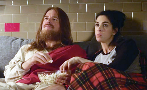 Sarah Silverman's Conversation With Jesus About Abortion (VIDEO)