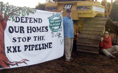 Keystone Pipeline Likely Delayed Indefinitely After Nebraska Court Ruling (VIDEO)