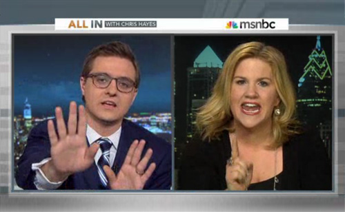 Conservative Guest Goes Crazy About Obamacare On MSNBC (VIDEO)