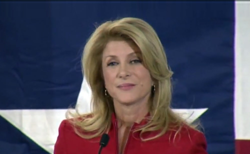 It's Official: Wendy Davis To Run Against Abbott For Governor Of Texas (VIDEO)