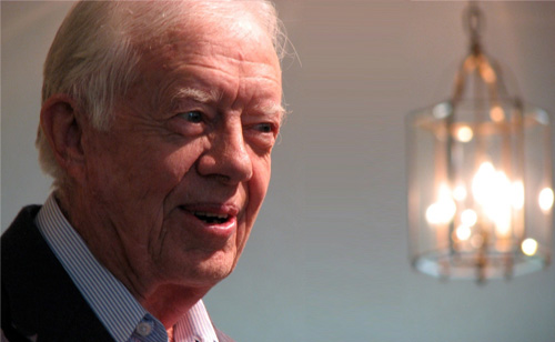 Jimmy Carter Jabs Hillary Clinton and Pres. Obama On Foreign Policy – Praises John Kerry