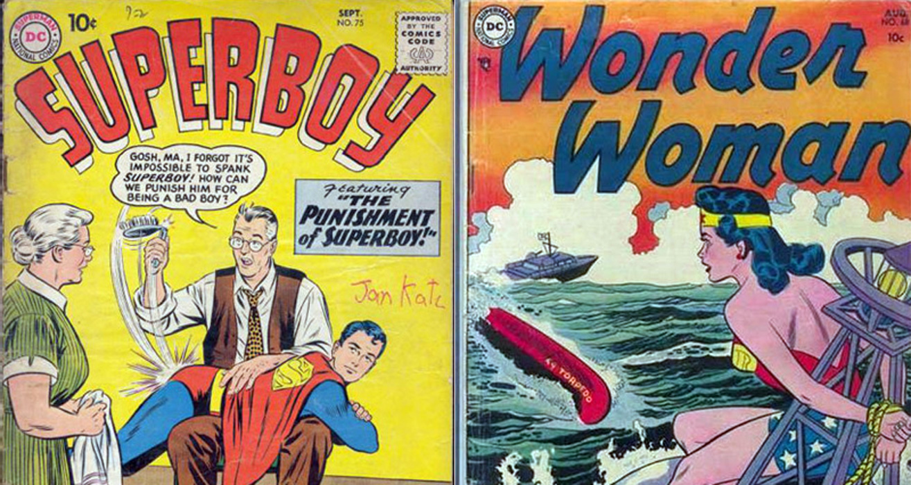 24 Politically Incorrect Comic Books