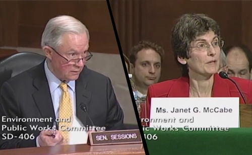 Senator Threatens To Block EPA Nominee For Accepting Climate Change (VIDEO)