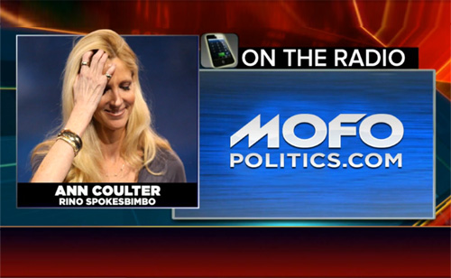 Ann Coulter: Romney 2016 Or Hispanics Will Destroy The GOP