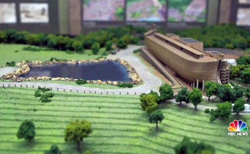 Why Noah's Ark Is Splitting A Small Kentucky Town (VIDEO)