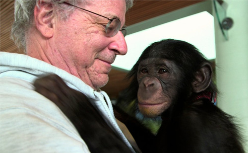 Unlocking the Cage: Animals Are People Too (VIDEO)
