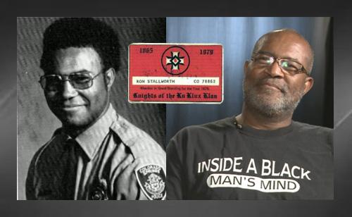 Black Cop Infiltrates The KKK (VIDEO)