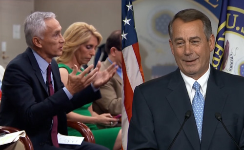 John Boehner Called Out For Blaming His Immigration Reform Inaction On Obamacare (VIDEO)