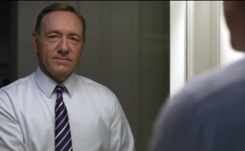 Genius Quotes of Frank Underwood, House of Cards (VIDEO)