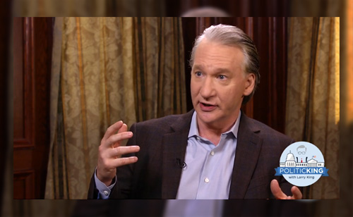 Bill Maher Tells Larry King Why He Hopes Republicans Move To Impeach Obama (VIDEO)