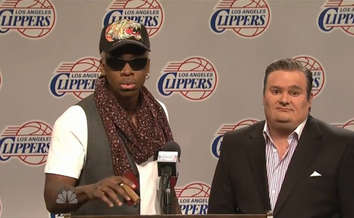 SNL Takes On Clippers Owner Donald Sterling (VIDEO)