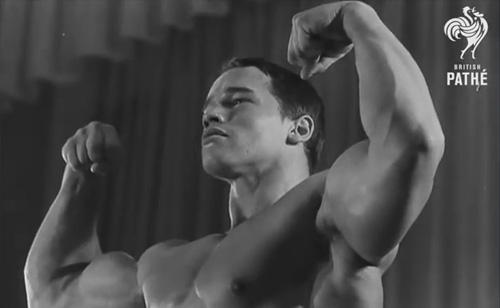 Watch Arnold Schwarzenegger Win Mr. Universe (1966)